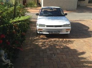 1996 Toyota Tazz 130