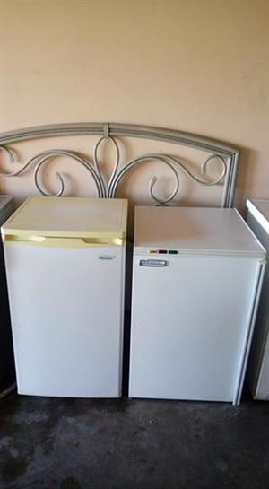 Bar fridge and bar freezer