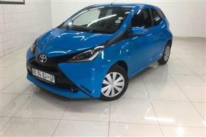 2016 Toyota Aygo 1.0 Fresh