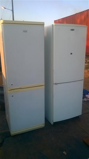 2 x Defy fridge freezers R1200