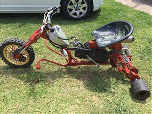 Drifting trike 150cc big boy 4 spead