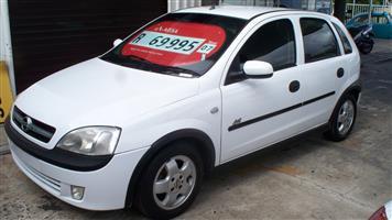 2007 Opel Corsa 1.4 Sport