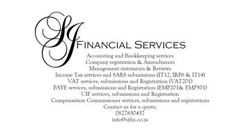 Financial/Accounting/Tax Services