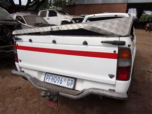 Mazda Drifter Tailgate Used Spare Part for Sale
