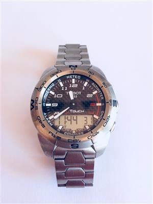 Tissot T-Touch Expert Titanium Watch