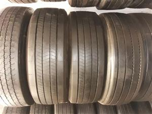 385 Second Hand Truck Tyres