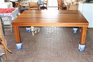 Origon Pine Table for sale.