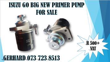 ISUZU GO BIG NEW PRIMER PUMP FOR SALE