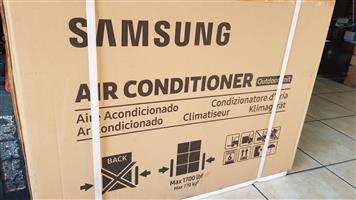 Samsung 12000 btu inverter aircon brand new