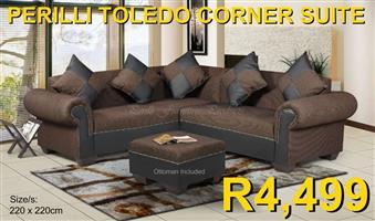 PERILLI TOLEDO Corner Lounge Suite