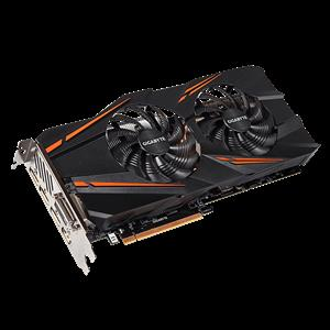 Gigabyte GeForce® GTX 1070 WINDFORCE OC 8GB