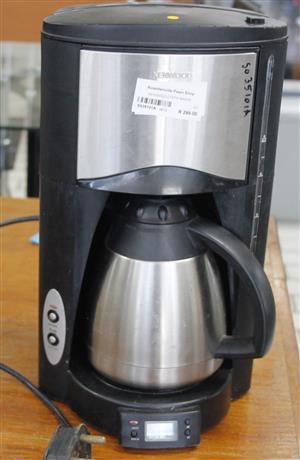 S035101A Kenwood coffee maker #Rosettenvillepawnshop
