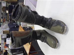 Size 8 Biker Boots