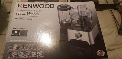 Kenwood MultiPro for sale.