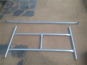 Galvanized H-Frame Scaffoldings