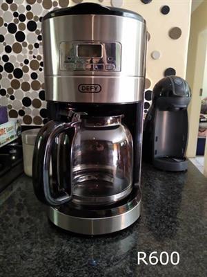 Defy coffee machine for sale