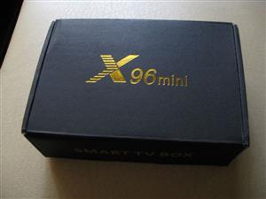 Android X96 Mini TV Box