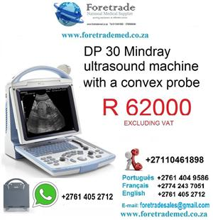 Ultrasound Scanner Sonar Machine R62 000