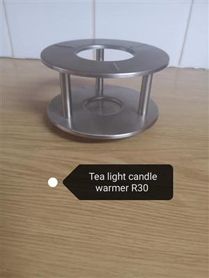 Tea light candle warmer