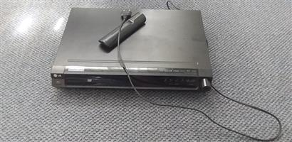 Home theater DVD with remote