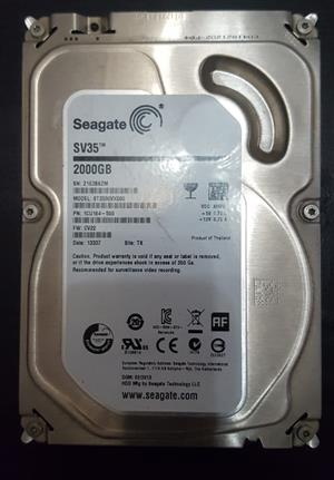 2TB Desktop Hard Drives
