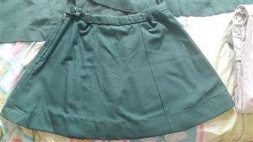 School clothes Green