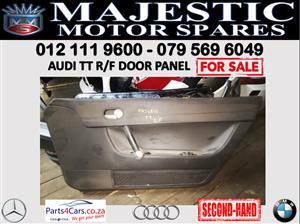 Audi TT door panel for sale 2003
