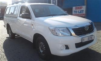 2012 Toyota Hilux 2.5D 4D