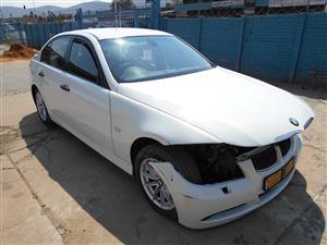 BMW 320D E90 M47N(2006)