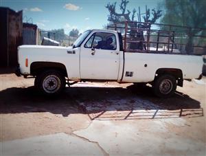 1978 Chevrolet C20 4x4
