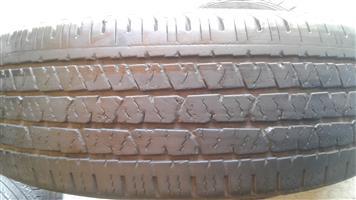 Bakkie 16 inch tyres