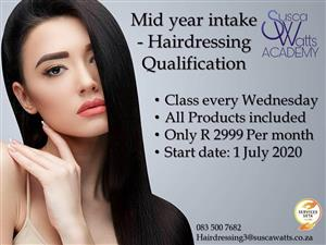 Become a Professional Hairstylist