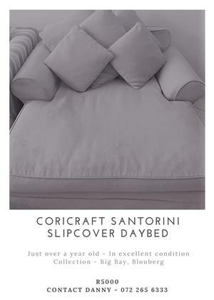 Coricraft Santorini Slipcover Day Bed