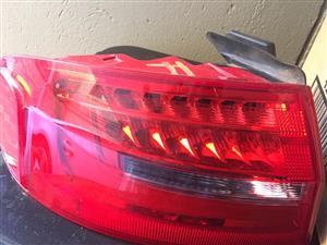 Tail Light for Audi A4 - 2.0 SE Multi Tronic Left Side Model Year 2013