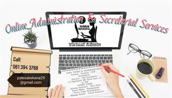 Online Virtual Assistant | Home-Based Data Entry Clerk | Typist