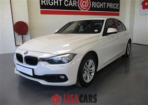 2016 BMW 3 Series 318i auto