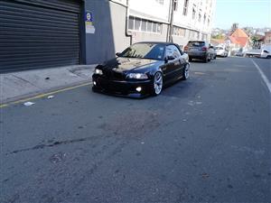 2004 BMW M3 auto