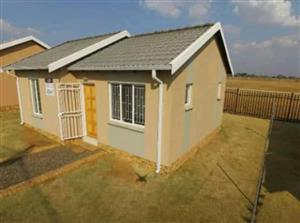 Most Affordable house in JHB with government subsidy