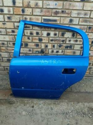 Opel Astra G Left Rear Door  Contact for Price