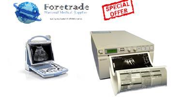 Ultrasound Sonar Machine and Printer only R47 499