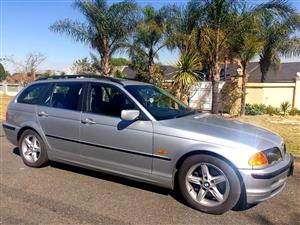 2001 BMW 3 Series 325i Touring