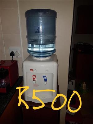 Oasis water dispenser