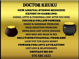 Herbalist services all over South Africa