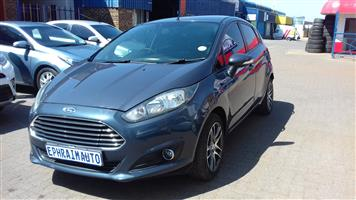 2014 Ford Fiesta 5 door 1.0T Ambiente