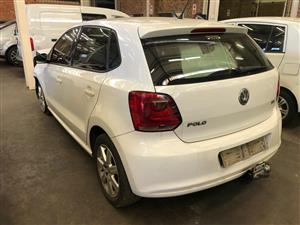 2011 VW Polo Cross  1.6TDI Comfortline Urban Ice Code 2