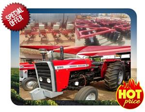 Special ongoing - Combo Deal x3 Massey Ferguson 290