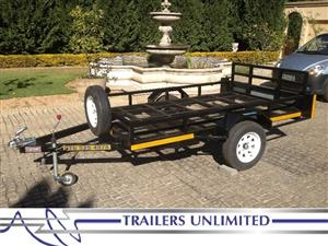 TRAILERS UNLIMITED-GOLF CAR TRAILERS.
