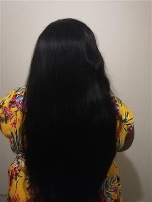 30' persuvian wig for sale