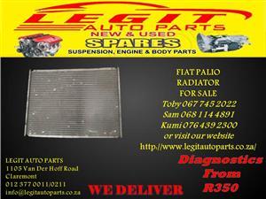 FIAT PALIO RADIATOR FOR SALE