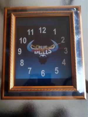 RUGBY Wall Clock. Brand New Product.